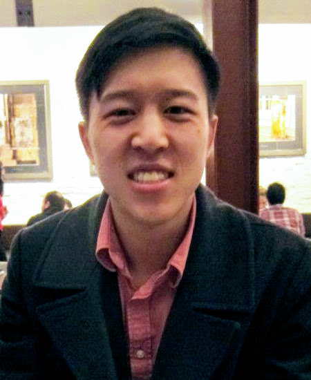 Larry Lin:  Pastor of Congregational Care & Mission